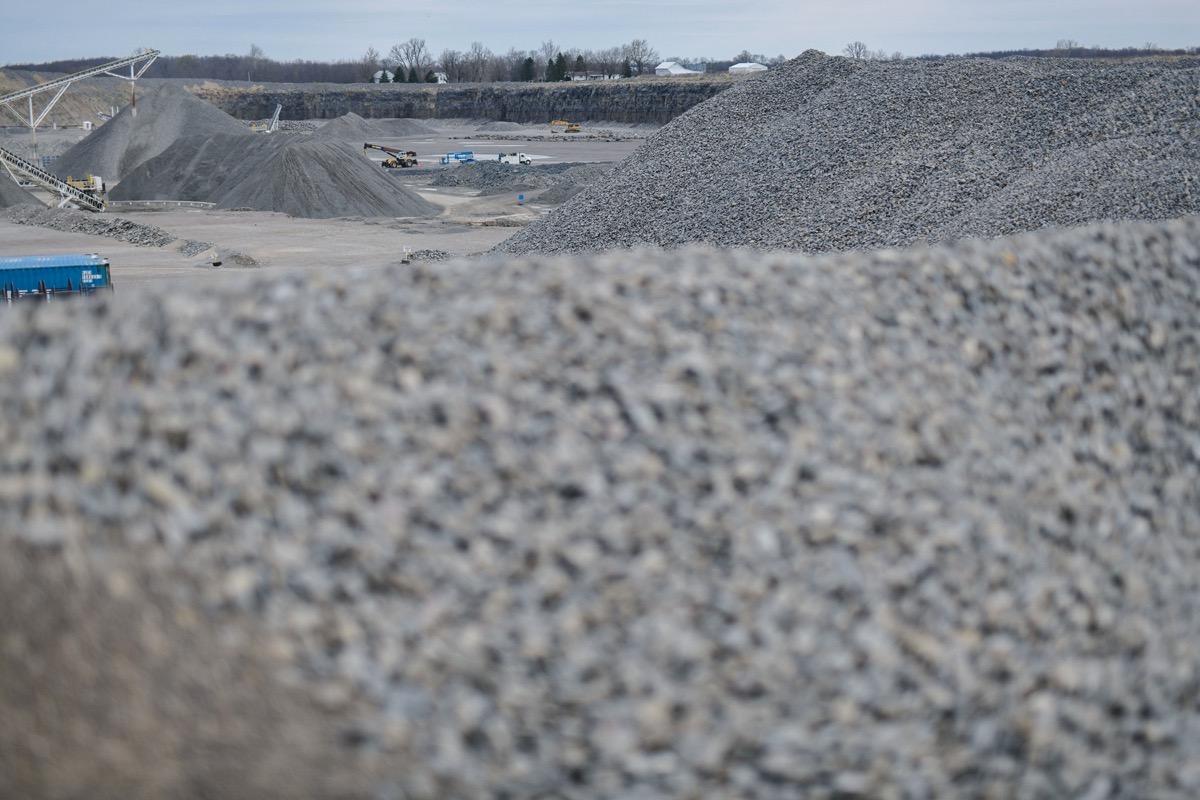 Huntsville Quarry