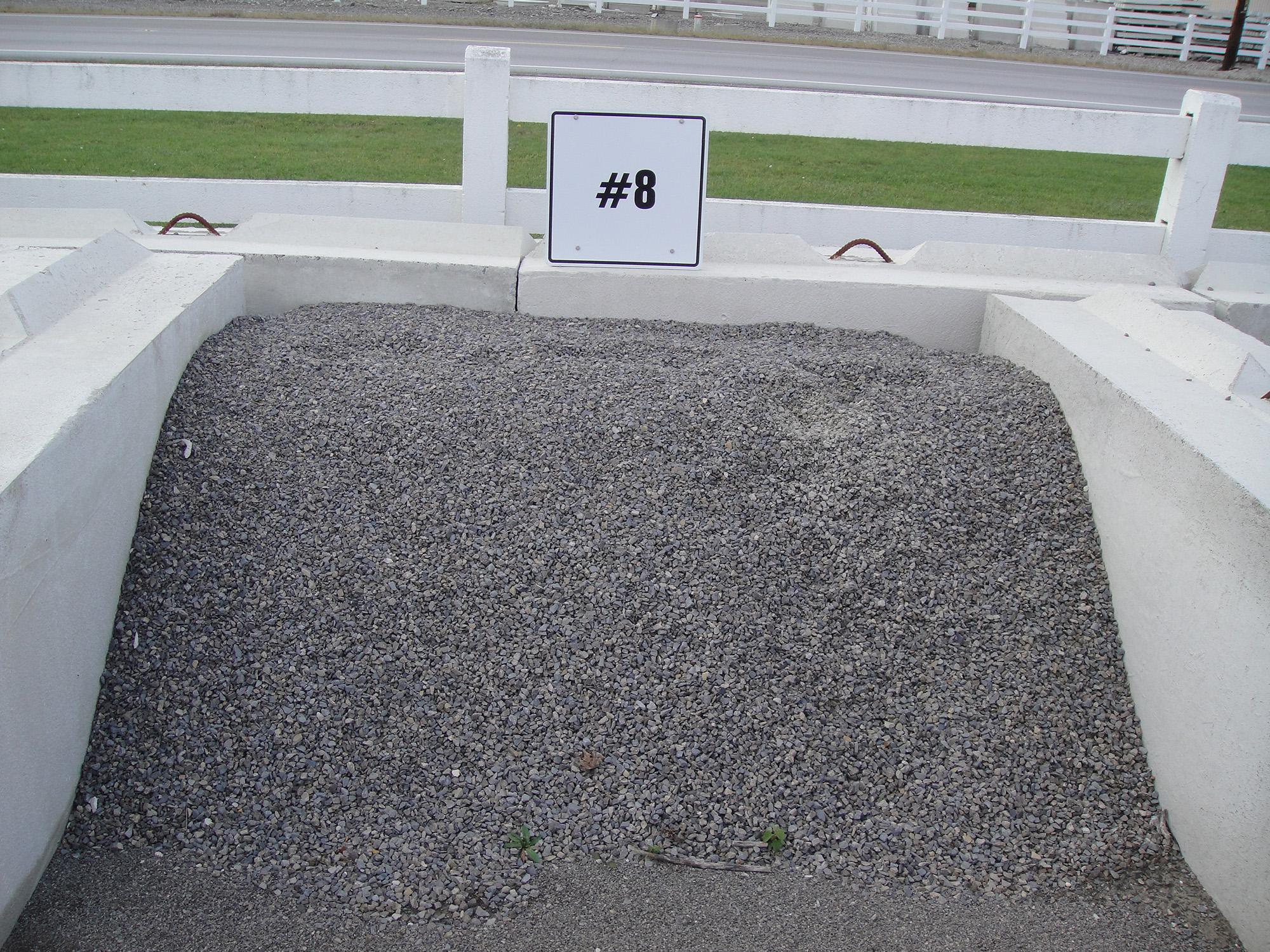 #8 Crushed Limestone