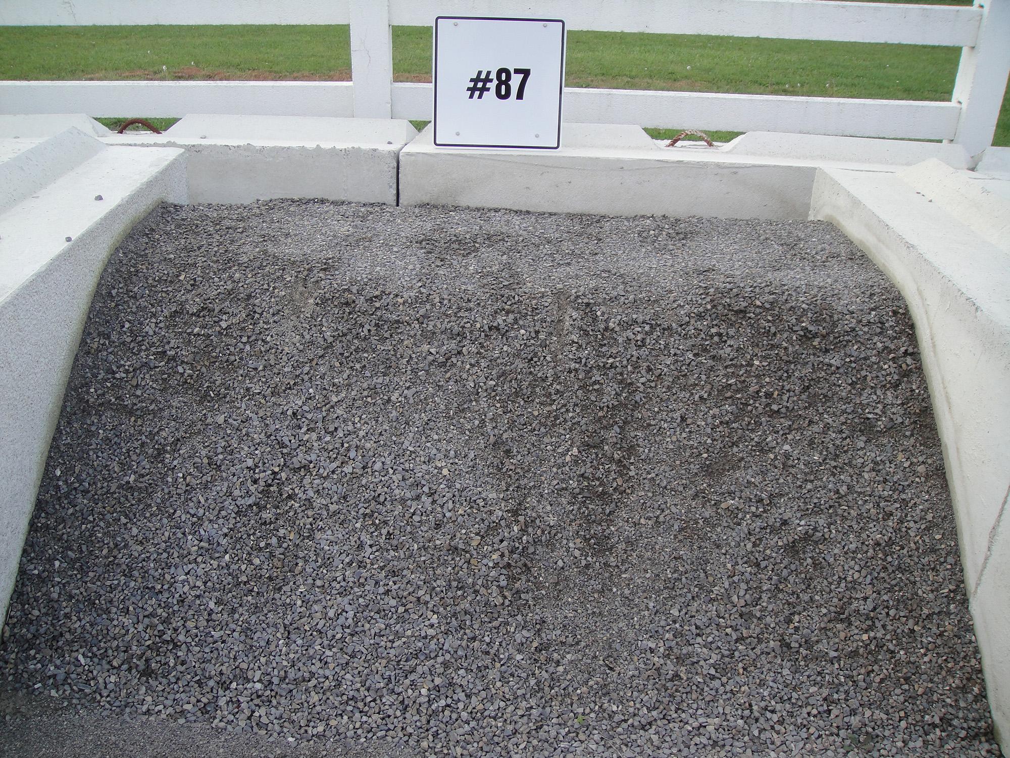 #87 Crushed Limestone