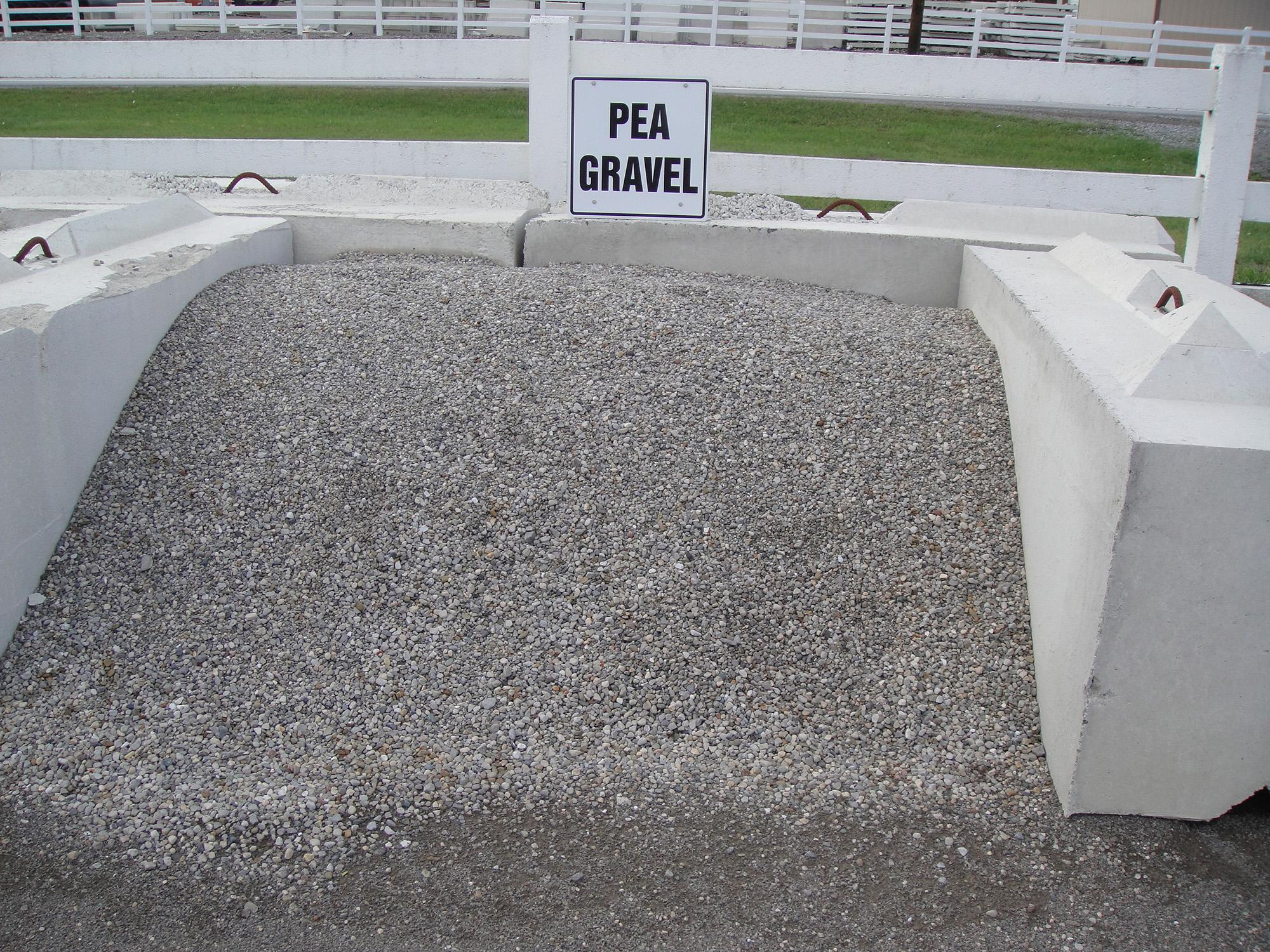 #8 Pea Gravel